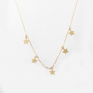 Gargantilla Estrellas