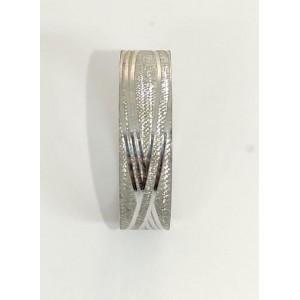 Alianza Oro Blanco 5.5 mm