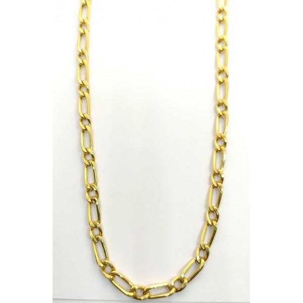 Collar Oro 1 X 1 5.50 MM