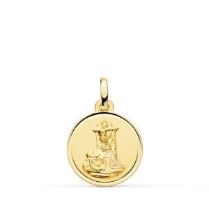 Medalla Oro Virgen Angustias
