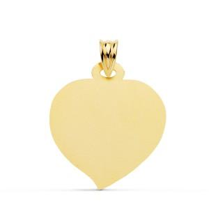 Colgante Oro Corazón