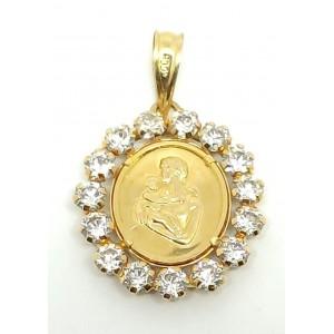 Medalla Oro de La Madre