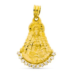Medalla Oro Rocio