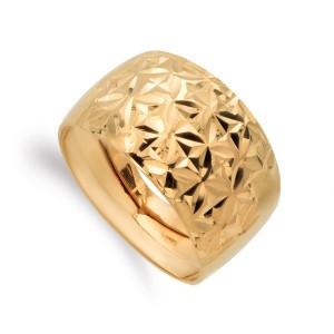 Sortija Oro Ancha