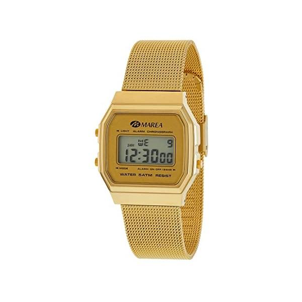 Reloj Marea Mujer Dorado